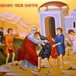 Duminica a XXXIV-a după Rusalii  –  Intoarcerea fiului risipitor