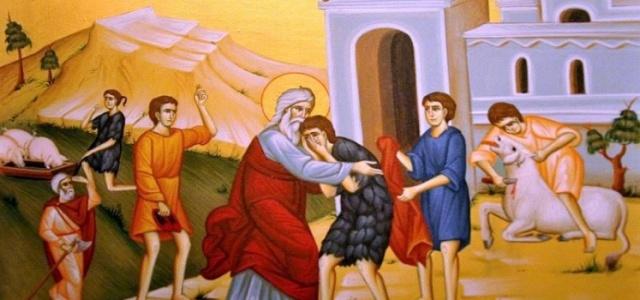 În numele Tatălui, și al Fiului, și al Sfântului Duh, amin! Sfânta Evanghelie care se citeste astăzi este următoarea: ,,Un om avea doi fii. Și a zis cel mai […]