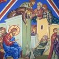 In vremea aceea, intrând iarăşi Iisus în Capernaum, după câteva zile s-a auzit că este în casă. Şi îndată s-au adunat aşa de mulţi, încât nu mai era loc […]