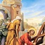 Strigatul lui Hristos pe cruce