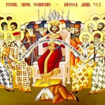 Duminica a 7-a după Paști (a Sfinților Părinţi de la Sinodul I Ecumenic)