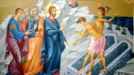 """""""În vremea aceea, trecând Iisus dincolo, în ținutul Gadarenilor, L-au întâmpinat doi demonizați care ieșeau din morminte, atât de cumpliți, încât nimeni nu putea să treacă pe calea aceea. Și, […]"""