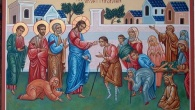 Plecând Iisus de acolo, doi orbi se ţineau după El strigând şi zicând: Miluieşte-ne pe noi, Fiule al lui David. După ce a intrat în casă, au venit la El […]