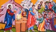 In vremea aceea Iisus a văzut mulţimea de oameni şi I S-a făcutmilă de ei şi a vindecat pe bolnavii lor. Iar când s-a făcut seară, ucenicii au venit […]