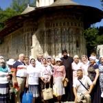 Impresii de la locurile sfinte din Moldova si Bucovina