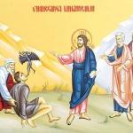 Duminica a 10-a dupa Rusalii  – Vindecarea lunaticului (video)
