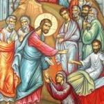 Liturghia mamei străbate cerurile-    Duminica a 20-a (Învierea fiului văduvei din Nain)