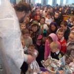 copii la biserica