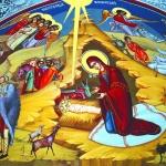 Prăznuirea  Naşterii Mântuitorului Iisus Hristos
