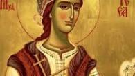 Pe 7 decembrie, Biserica Ortodoxa o praznuieste peSfanta Mucenita Filofteia, o sfanta de numai 12 ani. Aceasta a trait in sec. al XIII-lea, in sudul Dunarii. Nu se stie […]