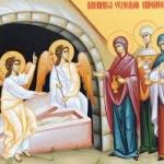 Duminica a 3-a după Paști: Femeile mironosiţe, martorii Răstignirii și Învierii Domnului