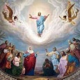 S-a înălţat Domnul în slavă la ceruri. Cum S-a înălţat Acela care, Dumnezeu fiind, este pretutindeni şi pe toate le plineşte?! Şi-a înălţat natura omenească. Este omul din El, cel […]
