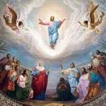 S-a inaltat Domnul in slava la ceruri