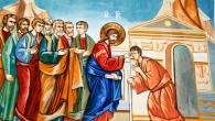 În vremea aceea, trecând Iisus, a văzut pe un om orb din naştere. Şi ucenicii Lui L-au întrebat, zicând: Învăţătorule, cine a păcătuit, acesta sau părinţii lui, de s-a […]