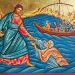 Duminica a 9-a după Rusalii (Umblarea pe mare – Potolirea furtunii) Să biruim cu Hristos valurile vieții