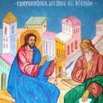 Duminica dinaintea Înălţării Cinstitei Cruci (Convorbirea lui Iisus cu Nicodim)