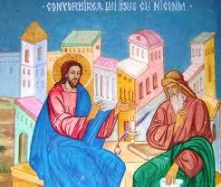 Zis-a Domnul: Nimeni nu s-a suit la cer decât Cel ce S-a coborât din cer, Fiul Omului, Care este în cer. Şi, după cum Moise a înălţat şarpele în pustie, […]