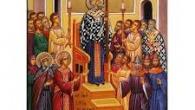 În Duminica dinaintea Înălţării Sfintei Cruci (Sf. Ev. Ioan 3, 13-17; Convorbirea Lui Iisus cu Nicodim), iată, avem posibilitatea ca prin cinstirea Sfintei Cruci să păstrăm în mintea şi în […]