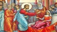 În vremea aceea a venit la Iisus un om al cărui nume era Iair și care era mai-marele sinagogii. Și, căzând la picioarele lui Iisus, Îl ruga să intre în […]