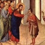 Duminica a 31-a după Rusalii – Vindecarea orbului din Ierihon
