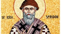 Sfântul Spiridon este cinstit de Biserica pe12 decembrie. Spiridon este sfântul care pleacă periodic din racla, pentru a-i ajuta pe oamenii care îl cheamă în rugăciune, cu credință și […]