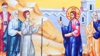 În vremea aceea, pe când Se apropia Iisus de Ierihon, un orb ședea lângă drum, cerșind. Și, auzind el mulțimea care trecea, întreba ce se întâmplă. Și i-au spus că […]