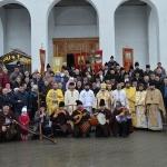 Biserica Sf. Trei Ierarhi din Chișinău și-a sărbătorit hramul
