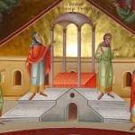 Duminica vestitoare – Duminica Vamesului si a Fariseului