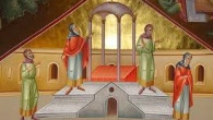Incepand cu 17 februarie 2019, vom intra in perioada liturgica a Triodului, perioada care incepe cu Duminica Vamesului si Fariseului si tine pana in Sambata Mare (inainte de Sfintele Pasti). […]