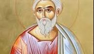 Cine este Sfantul AndreiCriteanul ? Sfantul Andrei Criteanul s-a nascut la Damasc, in jurul anului 660, sub stapanire musulmana, intr-o familie crestina care i-a dat o educatie aleasa. Mai […]