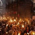 lumina din Ierusalim