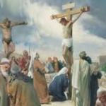 Vinerea Mare- Patimile și Răstignirea Domnului.