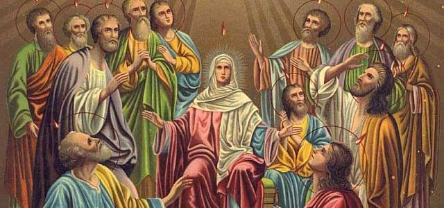 Noi, creştinii ortodocşi, vom sărbători duminica ce urmează Pogorârea Sfântului Duh. Este ziua în care Sfântul Duh S‑a pogorât în chip de limbi ca de foc peste Apostoli. Pogorârea Sfântului […]