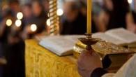 """Să căutați să fiți pomeniți la Sfintele Liturghii. Pentru că se pune, dragii mei, în Sfântul Sânge, părticica aceea cu numele tău. Și se spune așa de preot: """"Spală, […]"""