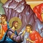 Duminica a VI-a după Paşti. Vindecarea orbului din naştere