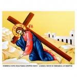 Predică la Duminica după Înălțarea Sfintei Cruci – crucea vieții noastre