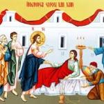 Duminica a 24-a după Rusalii – Învierea fiicei lui Iair