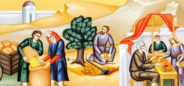 Asa spune Evanghelia: a dat fiecaruia dupa puterea lui. Unuia dintre noi i-a dat cinci talanti. Presupunem ca acesta e summum-ul de calitati pe care Dumnezeu poate sa-l ofere cuiva, […]