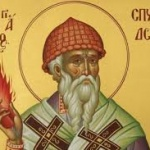 Sfântul Spiridon și povestea cărămizii care a explicat Taina Sfintei Treimi  (video)