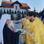 """Hramul bisericii """"Sfinții Trei Ierarhi"""" din Chișinău, prilej de reiterare a unității neamului nostru"""