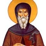 Sfantul Antonie cel Mare (video)