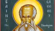 Pe data de 25 ianuarie, Biserica praznuieste trecerea la Domnul a unuia dintre sfintii care au teologhisit dumnezeieste taina Treimii, Sfatul Grigorie de Nazianz (Teologul). Sfântul Ierarh Grigorie, Cuvântătorul […]