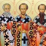 Sfintii Trei Ierarhi sunt cinstiti pe 30 ianuarie (video)