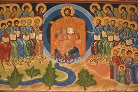 Zis-a Domnul: Când va veni Fiul Omului întru slava Sa şi toţi sfinţii îngeri cu El, atunci va şedea pe tronul slavei Sale. Şi se vor aduna înaintea Lui toate […]