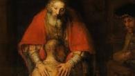 """Privirea tatălui din Tabloul lui Rembrandt ne trimite la textul scripturistic spre a-l citi cu mai multă atenție: """"Şi încă departe fiind el, l-a văzut tatăl său şi i […]"""