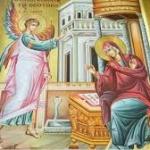 Acatistul Bunei Vestiri (audio) si text