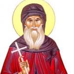 Sfântul Cuvios Dimitrie cel Nou, izbăvitor de boli molipsitoare