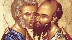 Acatistul Sfinţilor Apostoli Petru şi Pavel În numele Tatălui şi al Fiului şi al Sfântului Duh, Amin. Slavă Ţie, Dumnezeul nostru, Slavă Ţie! Slavă Ţie, Dumnezeul nostru, Slavă Ţie! […]