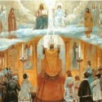 ingerii in biserica