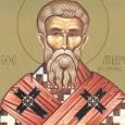 Sfantul Andrei Criteanuls-a nascut in Damasc, in jurul anului 660. Din viata sa, aflam ca micutul Andrei nu a vorbit pana la varsta de 7 ani, cand intr-o duminica, dupa […]